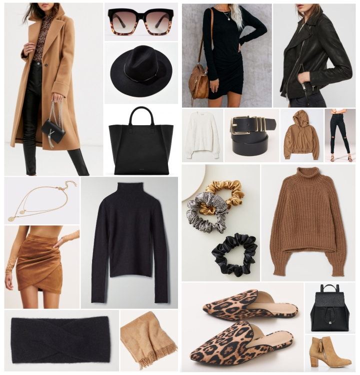 Fall Style Favourites & Wish List