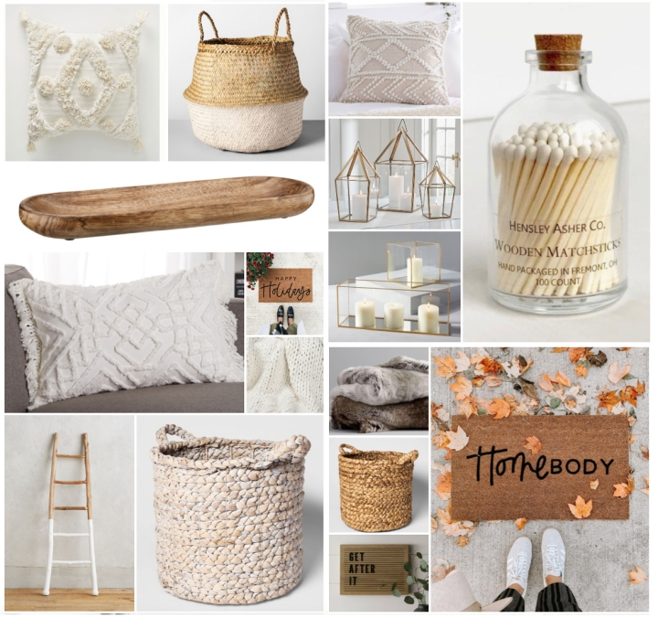 Fall & Winter Home Favourites & Wish List