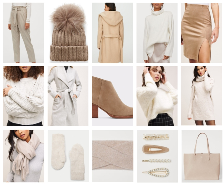Winter Style Favourites – Warm Neutrals For The Office