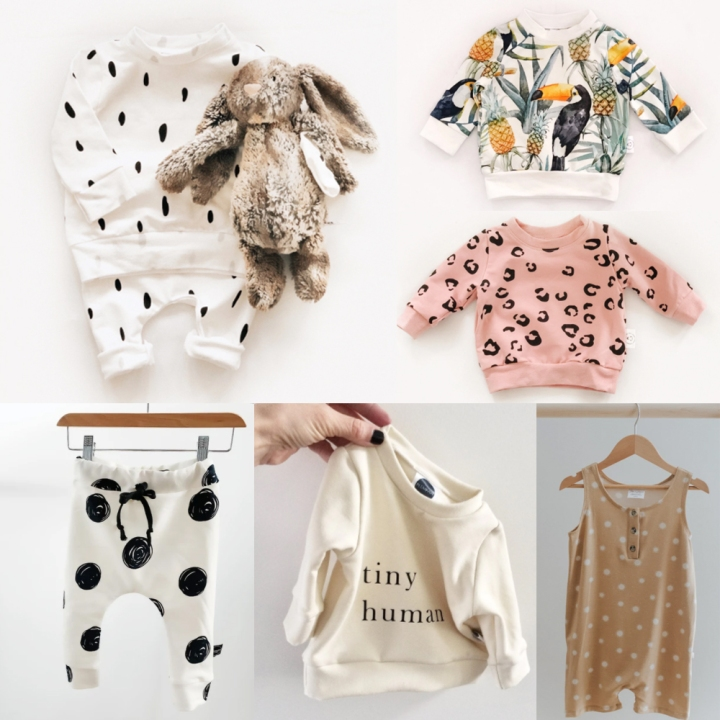 My Five Favourite Canadian Baby Clothing Brands