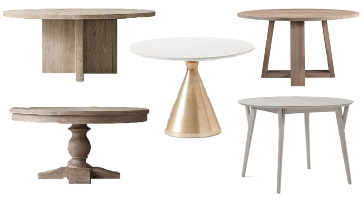 Sunday Favourites: Twenty Perfect Breakfast Nooks & Eleven Perfect Round Tables