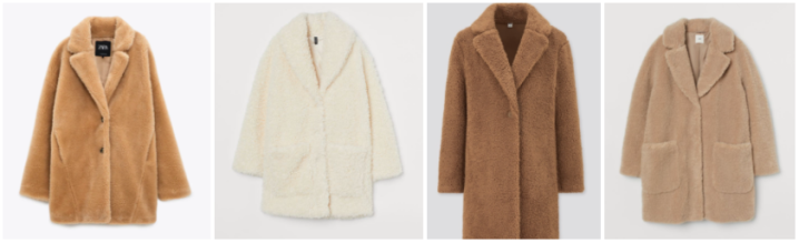 Sunday Favourites: Ten Perfect Teddy Coats